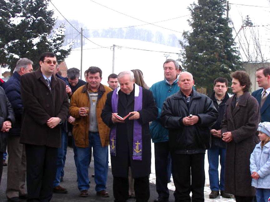 Otvorenje ceste Babotok-Botinac