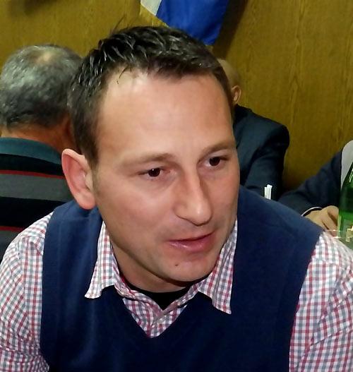 Danijel Kovačec, načelnik Općine Kapela
