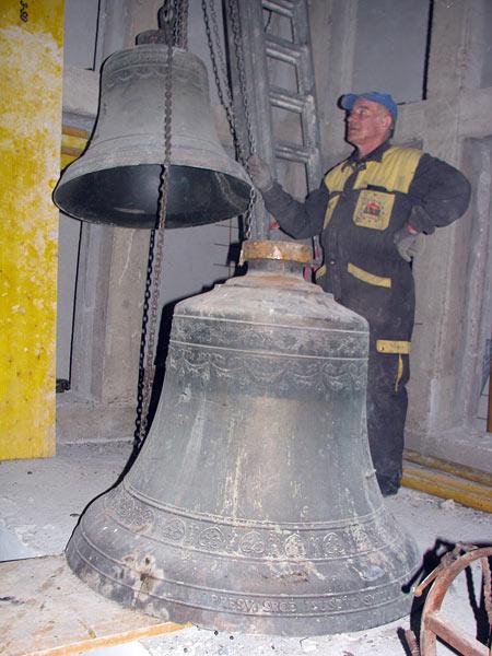 Postavljanje zvona