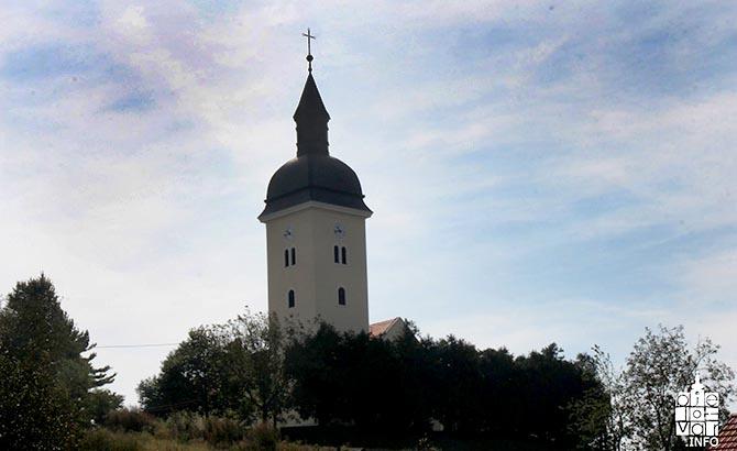 Zvonik u Kapeli